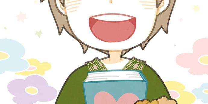 本:お誕生日に贈る本toBoys