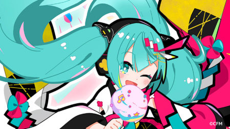 『マジカルミライ2020-夏祭り-』サブビジュアル